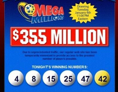 Lottery Spells 6