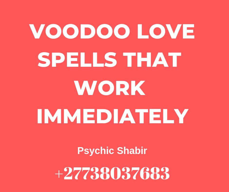 Voodoo Love Spells That Work fast-Spells Of Magic 1