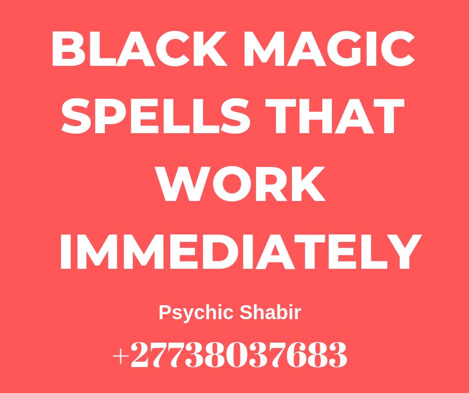 Powerful Black Magic Spell-Black Magic Spells For Love