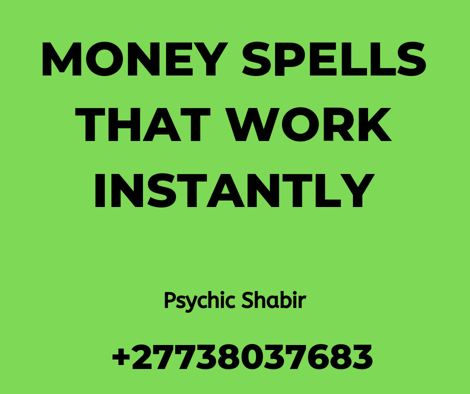 Lottery Spells and money spells that work | black magic
