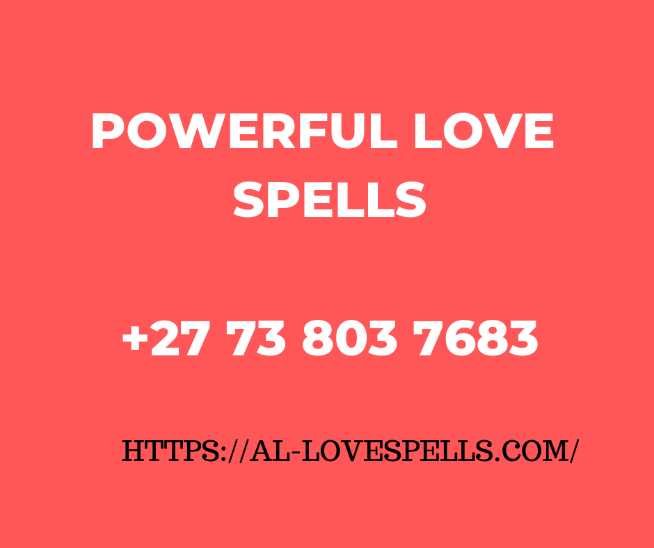 Black Magic Spells To Make Someone Love You