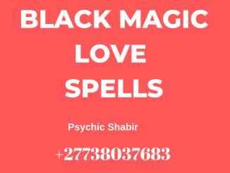 BLACK MAGIC LOVE SPELLS   BLACK MAGIC SPELLS