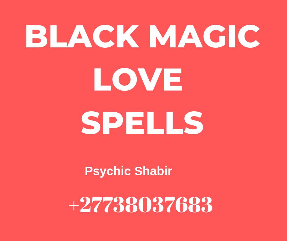 BLACK MAGIC LOVE SPELLS | BLACK MAGIC SPELLS