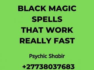 Is Black Magic Real / Voodoo Spells   Love Spells Master