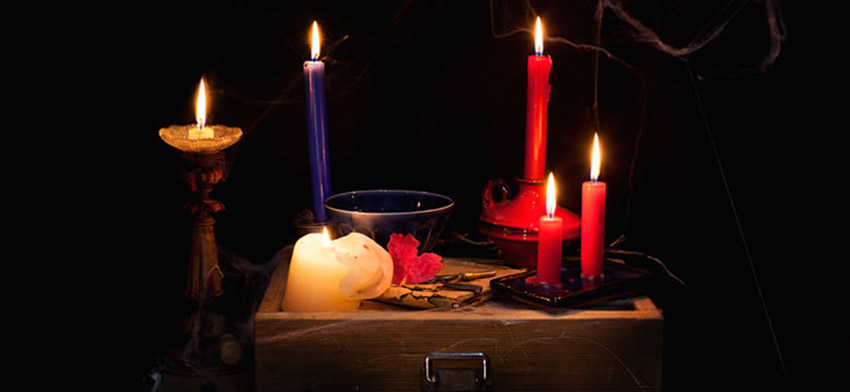 How To Do A Witchcraft / Candle Magic Spell That Really Work 1