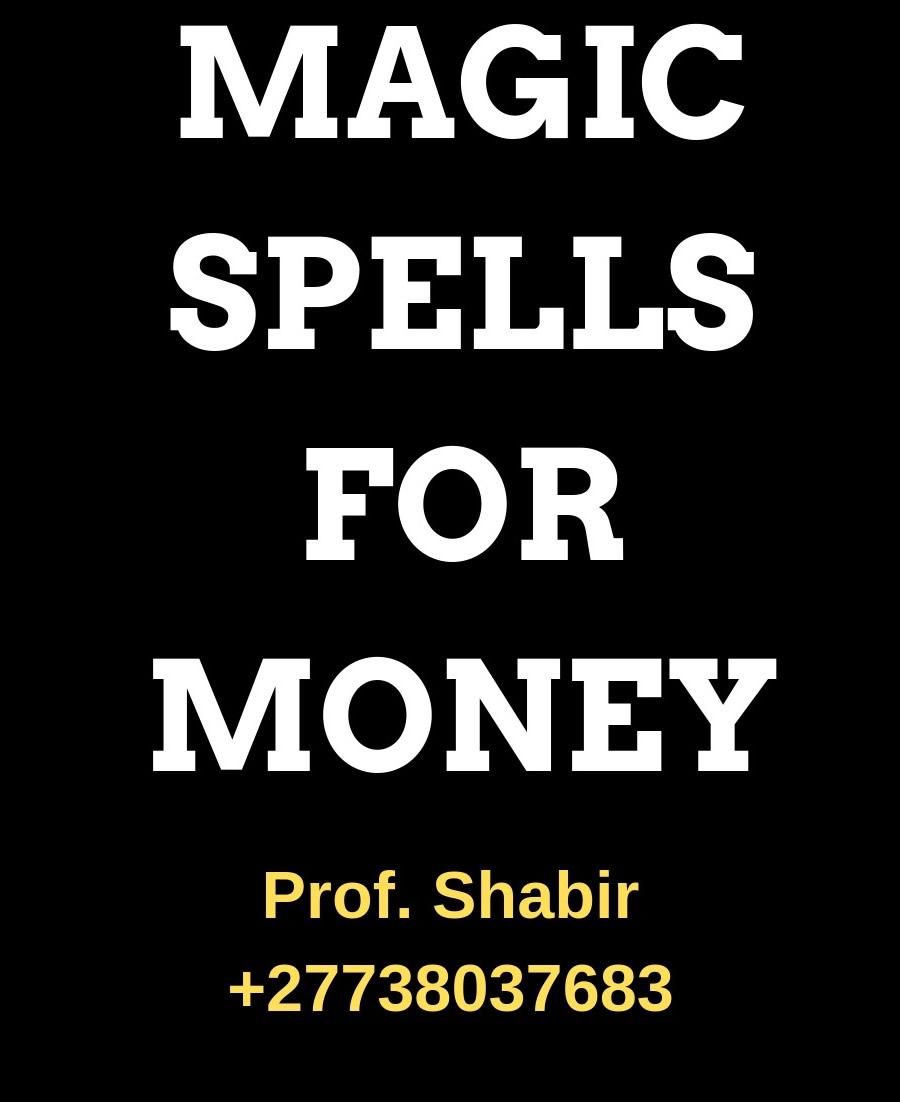 Money Spell / Lottery Spell That Work Immediately Like Magic
