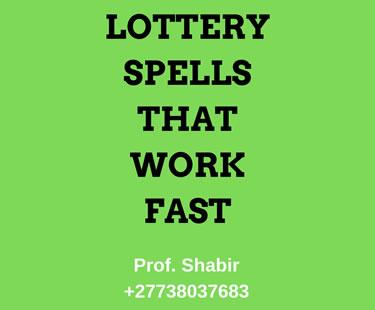 Lottery Spells 2