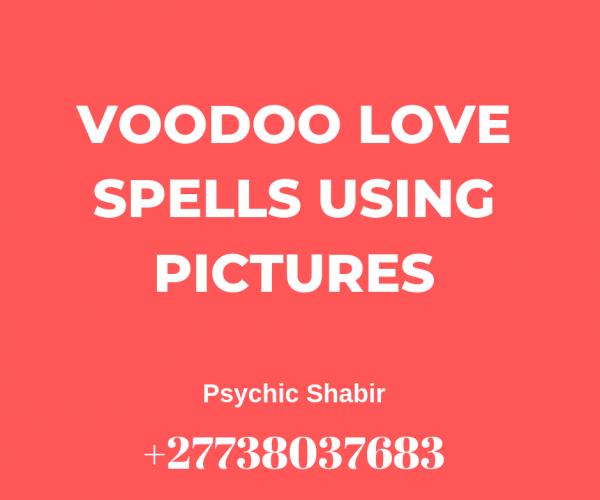 Voodoo Love  Spells Using Picture