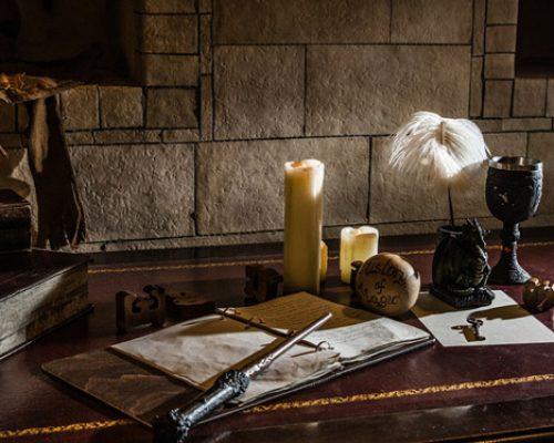 White Magic Spell Book/Spells Of Magic